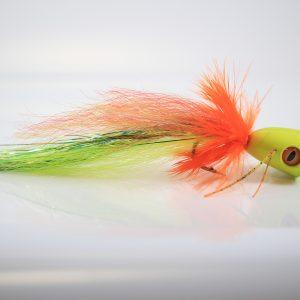Double Barrel Popper – Peacock