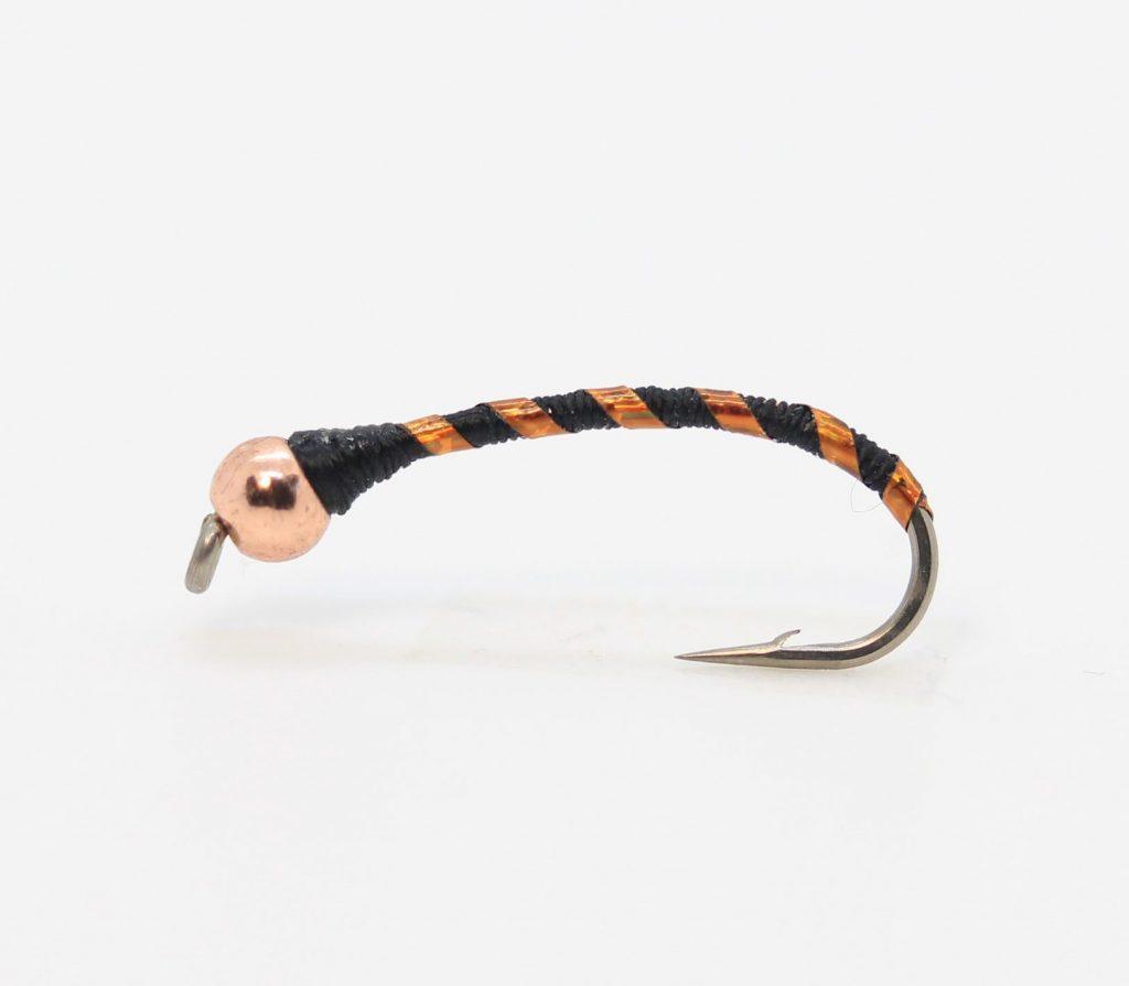 Banded Midge - Copper Tiger
