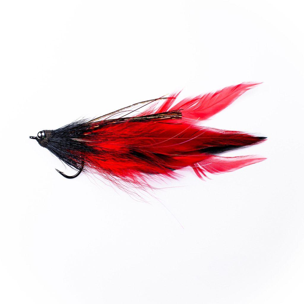Muddler Deceiver - Big Red