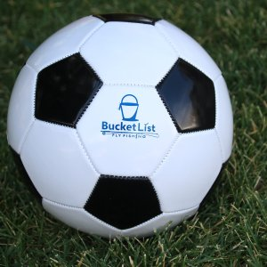 Full Sized Synthetic Leather Soccer Ball