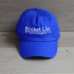Cotton Twill Baseball Hat – Royal Blue