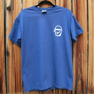 Gildan Garment Dyed Heavyweight T-Shirt – Midnight