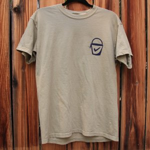 Gildan Garment Dyed Heavyweight T-Shirt – Kahki