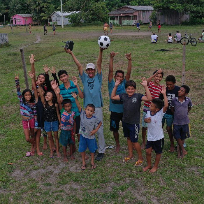Care&Share Amazon – Covid Mission – Relief, Education, Support