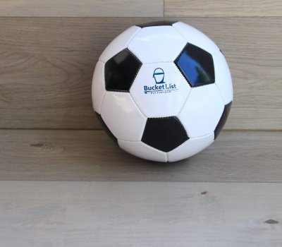 Bucket List Fly Fishing Soccer Ball Program