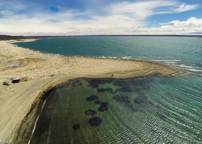 Jurassic Lake Beach
